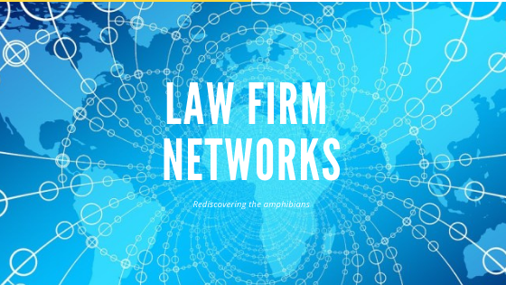 Law firm networks